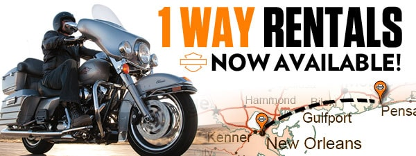 Now Offering One-Way Rentals