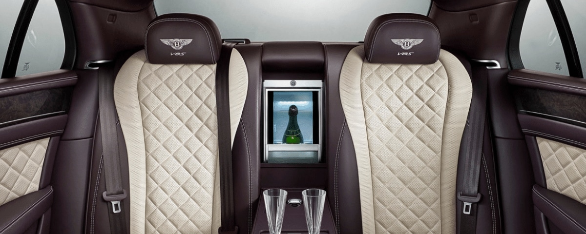 Bentley Refrigerated Champagne Cooler