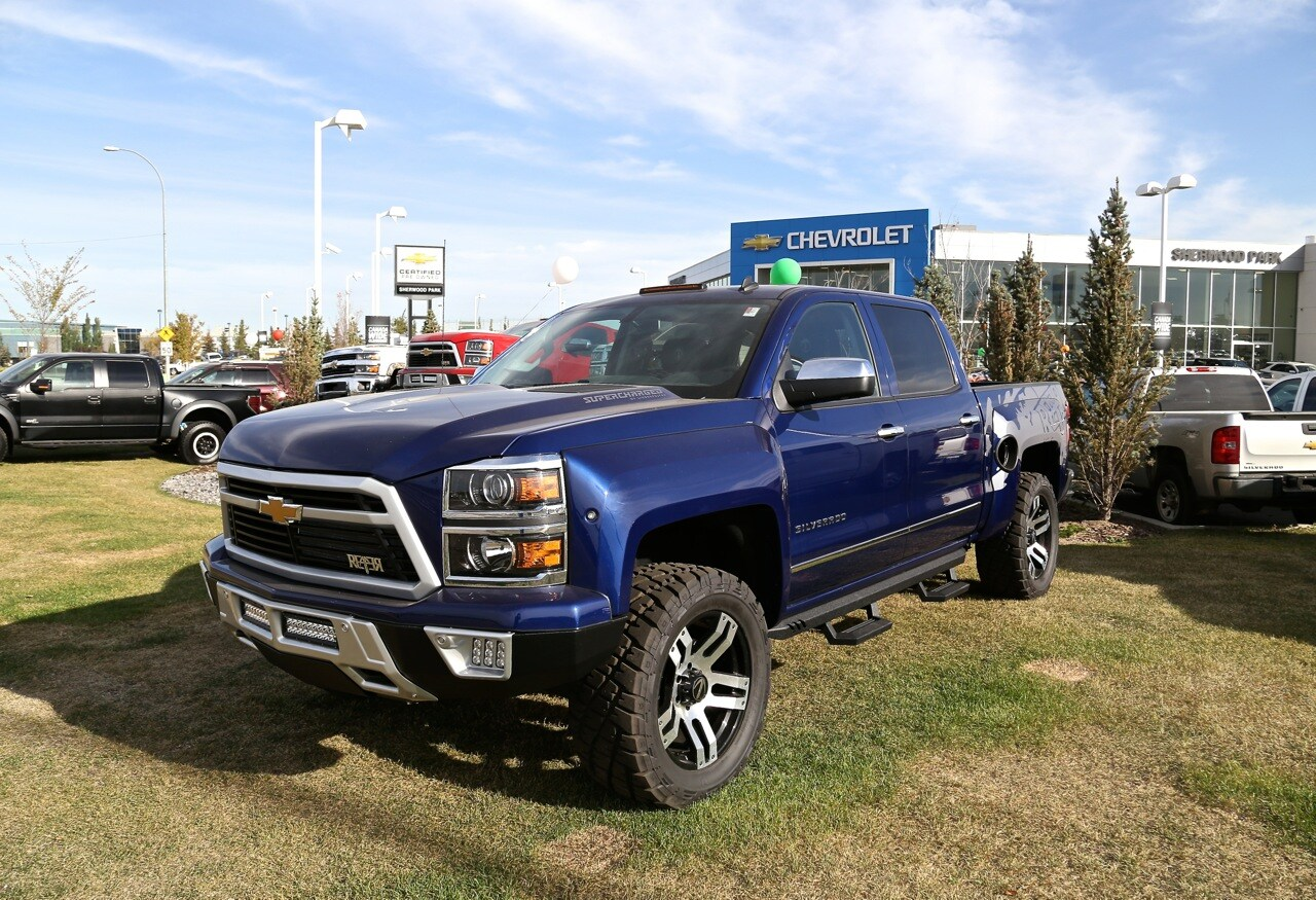 Sherwood Park Chevrolet | New Chevrolet dealership in ...