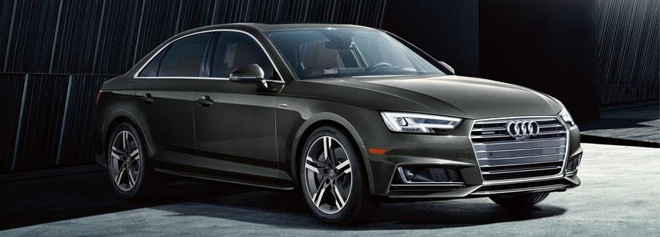 The 2018 Audi A4 Sedan | Niello Audi
