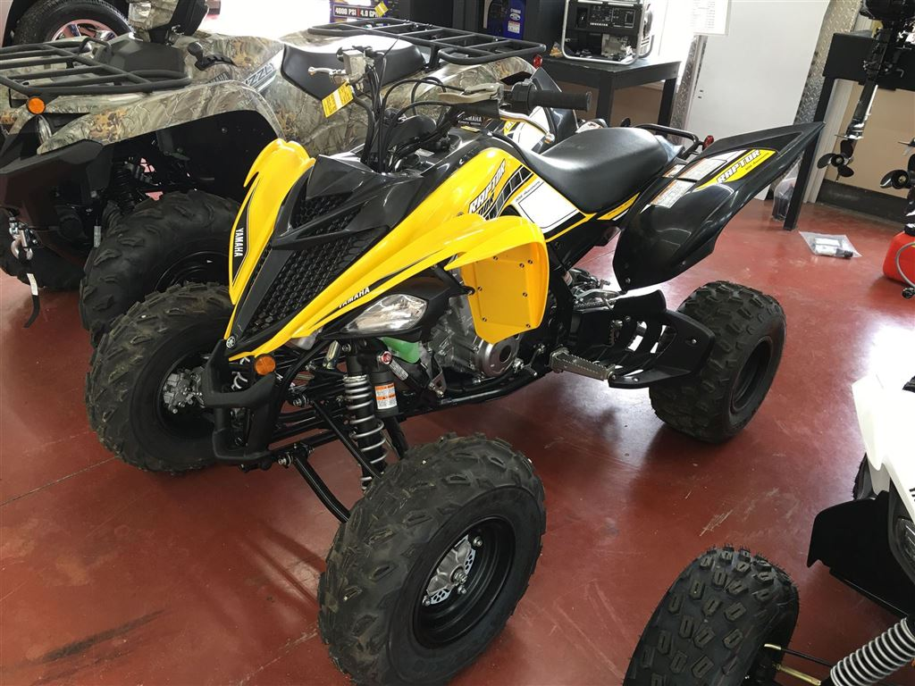 New 2016 yamaha raptor 700r se for sale nipawin sk for Yamaha raptor 700r for sale