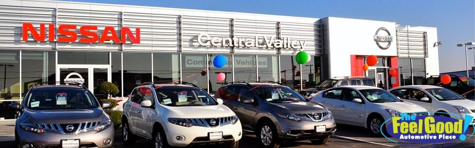 Central Valley Nissan Nuevo Nissan Dealership In Modesto
