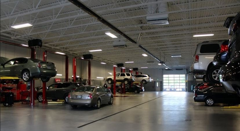 nissan service college park md
