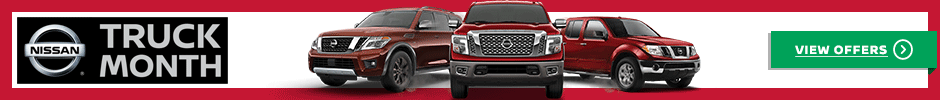 Truck Month at Burleson Nissan