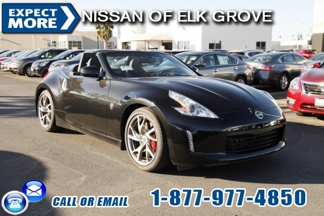 2014 Nissan 370Z Touring Expect more at Nissan of Elk Grove home of the 10-point value guarantee t