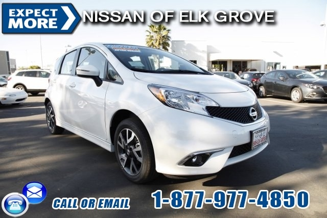 2015 Nissan Versa Note SR Expect more at Nissan of Elk Grove and Mazda of Elk Grove We are differe
