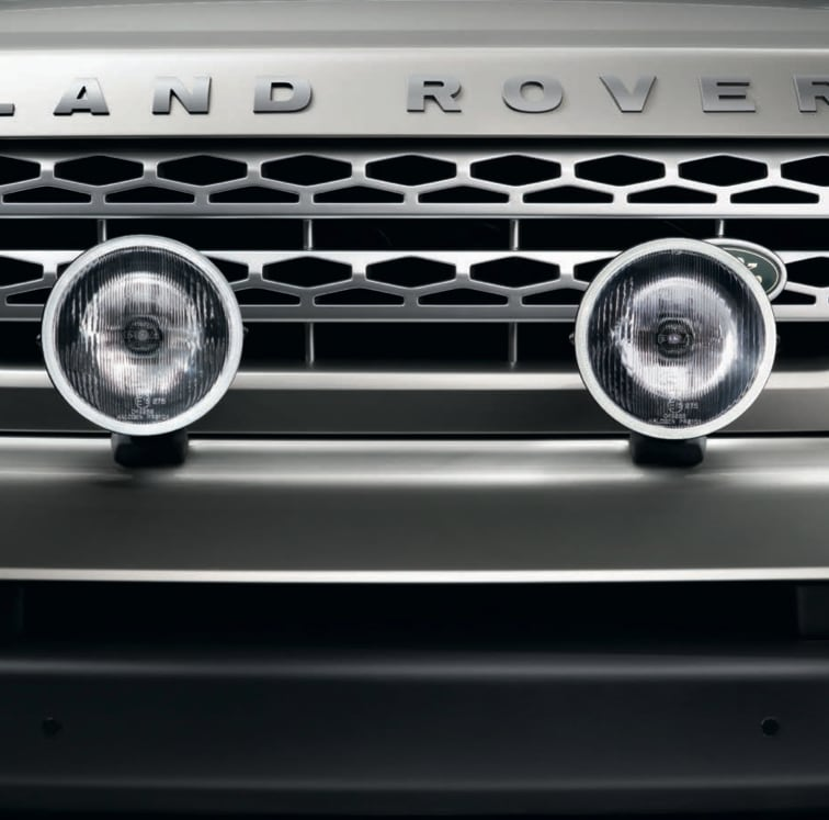 New Land Rover Dealership In