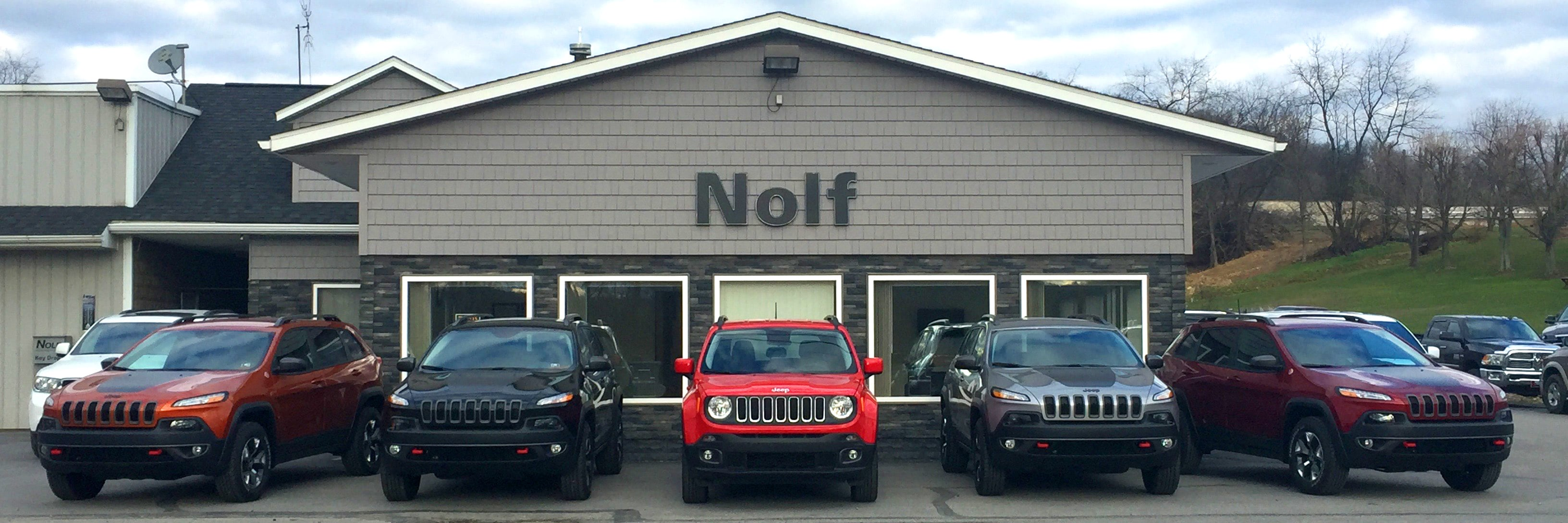 Nolf Chrysler Dodge New Chrysler Dodge Jeep Ram
