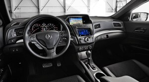Acura ILX Dashboard