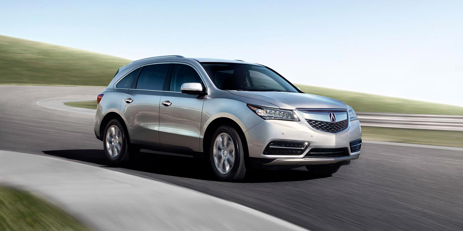 2014 Acura MDX Mission Viejo | Norm Reeves Acura