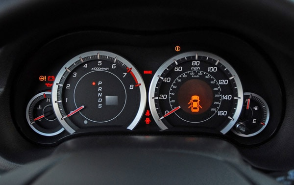 Acura Dashboard Lights Mission Viejo   Norm Reeves Acura