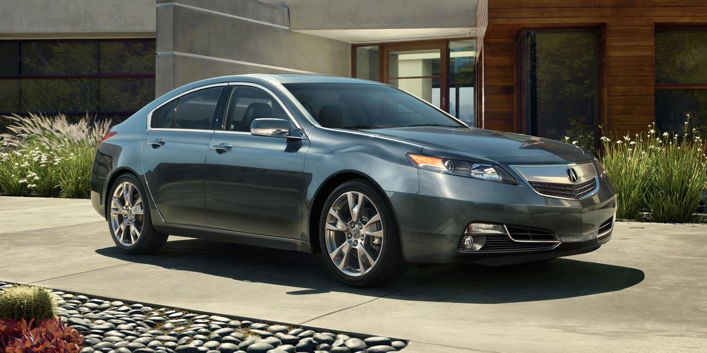 Acura TL California