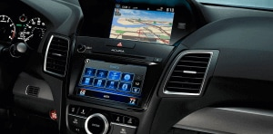 Acura RDX Technology