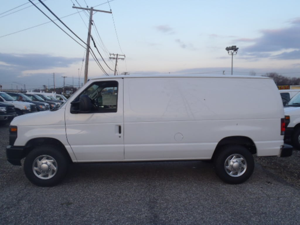 new 2013 ford econoline cargo van commercial for sale in baltimore md. Black Bedroom Furniture Sets. Home Design Ideas