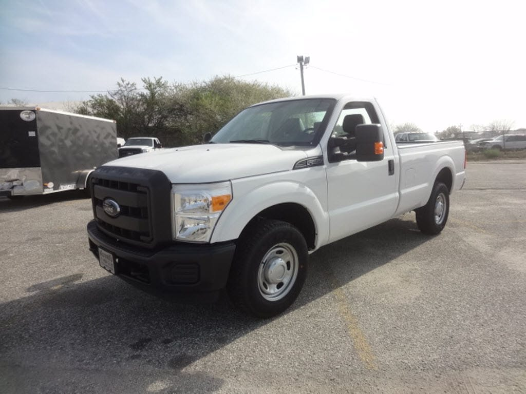 2012 Ford Super Duty F-250 SRW Super Duty Truck Regular Cab