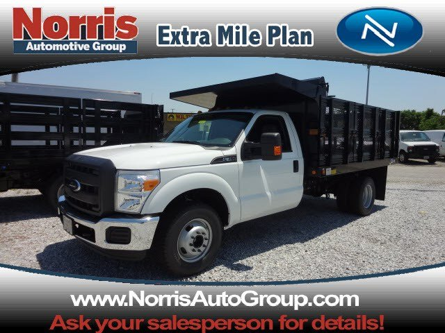 2012 Ford Super Duty F-350 DRW XL Truck Regular Cab