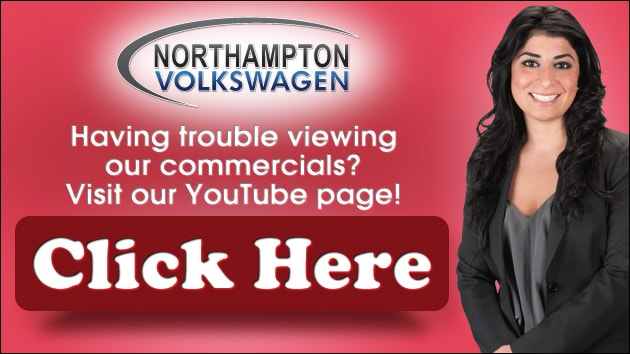 Northampton Volkswagen on YouTube