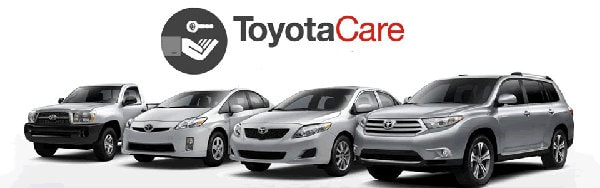ToyotaCare Program at Northbrook Toyota