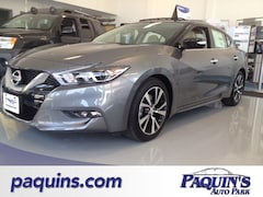 New 2016 Nissan Maxima 3.5 SL Sedan near Burlington, VT