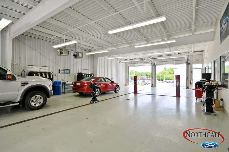 Auto repair in cincinnati ford auto service for Garage reparation ford