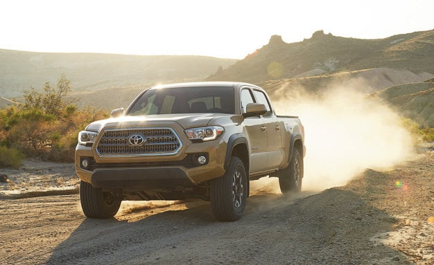 Toyota Ta a TRD Pro Honored By Texas Auto Writers