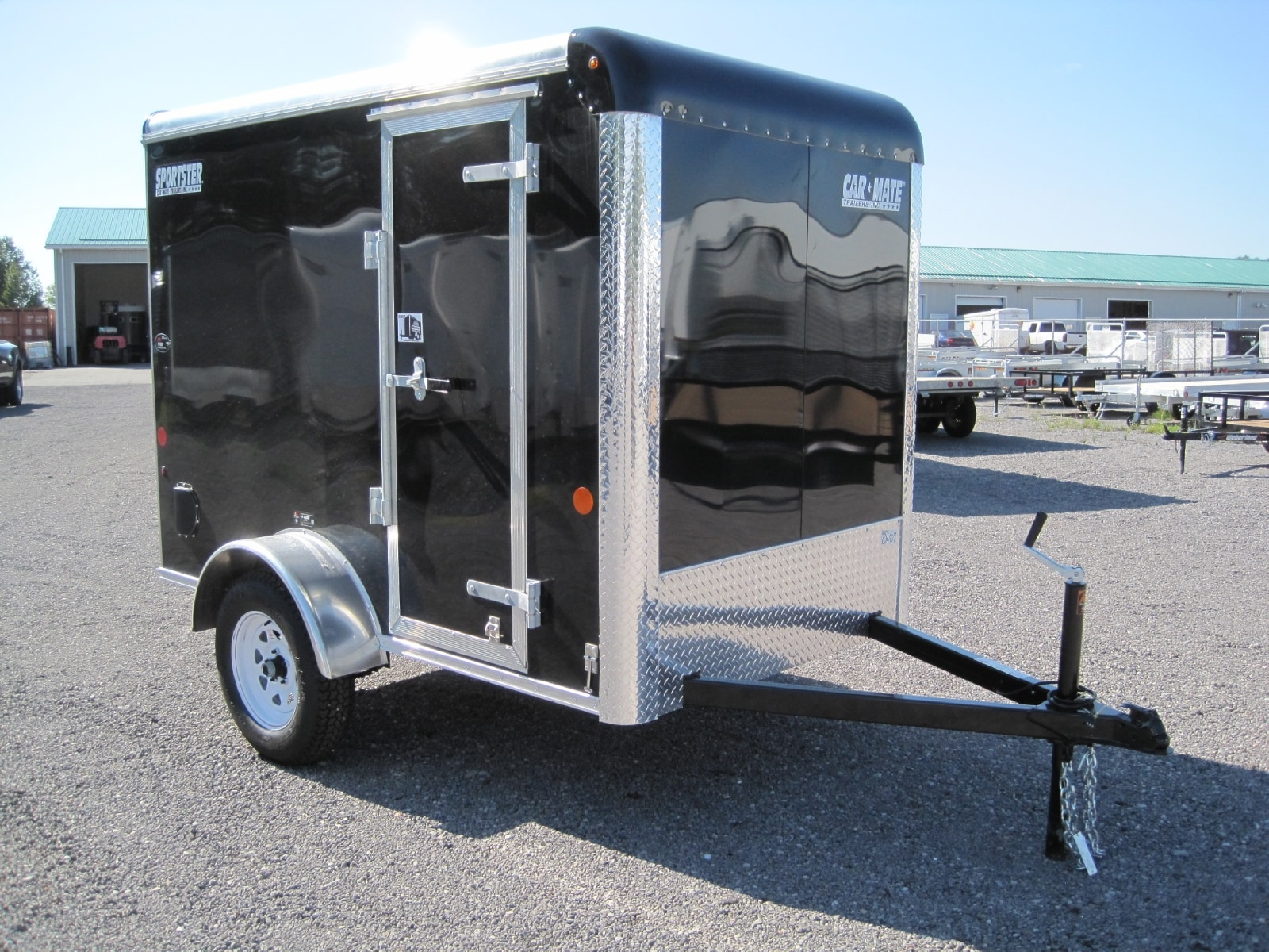 New 2017 Car Mate Trailers 5 X 8 5 Sportster Cargo