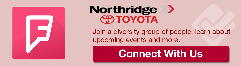 Foursquare Northridge Toyota