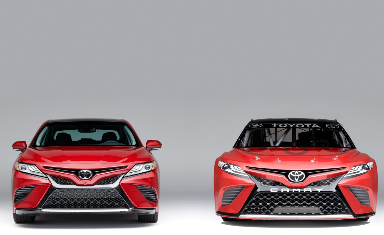 New 2018 Toyota Camry Coming soon to Northridge Toyota | Serving West Hills, Encino, Sylmar
