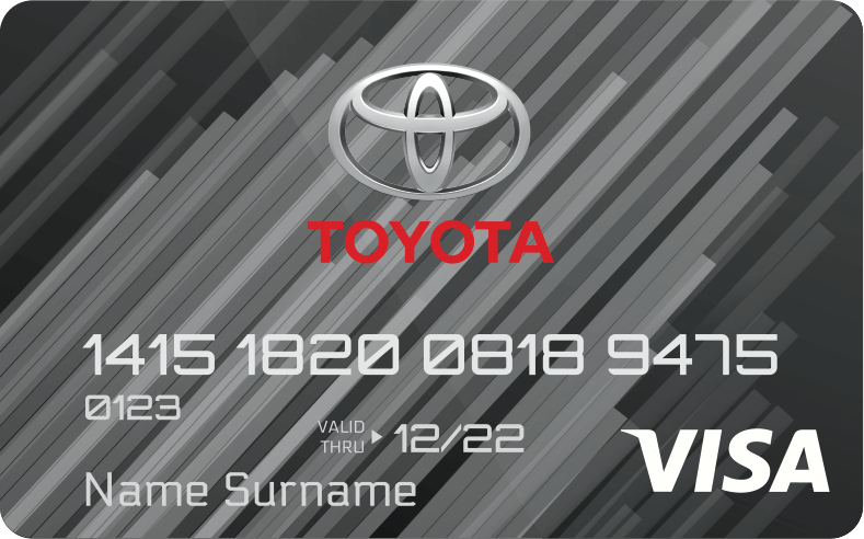 Apply for your Toyota Rewards Visa Card at Northridge Toyota |  serving Chatsworth, Porter Ranch, Lake Balboa, Mission Hills