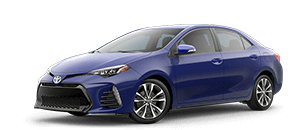 2017 Corolla BLUE CRUSH METALLIC | Northridge Toyota serving Chatsworth