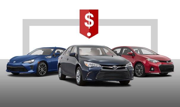 Northridge Toyota Lease & Finance Specials