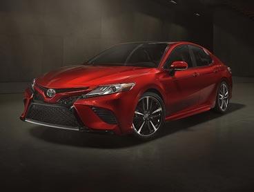 New 2018 Toyota Camry Coming soon to Northridge Toyota | Serving Panorama City, Granda Hills, West Hills