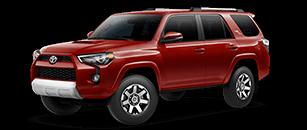 New 2017 Toyota 4Runner | New 4Runner at Northridge Toyota | New 4Runner near Northridge, Mission Hills, Canoga Park, Chatsworth, Van Nuys at Northridge Toyota