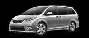 New 2017 Toyota Sienna | New Sienna at Northridge Toyota | New Sienna near Northridge, Mission Hills, Canoga Park, Chatsworth, Van Nuys at Northridge Toyota