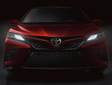 New 2018 Toyota Camry Coming soon to Northridge Toyota | Serving Chatsworth, Canoga Park, Porter Ranch