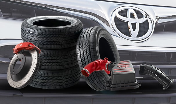 Northridge Toyota Parts Specials