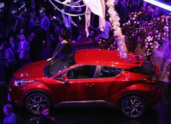 New Toyota C-HR News | Toyota News | Northridge Toyota New Inventory | Northridge Toyota C-HR | MTV Movie Awards After Party