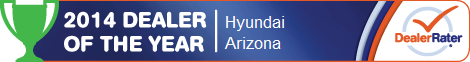 2014 Hyundai Dealership of the Year Award