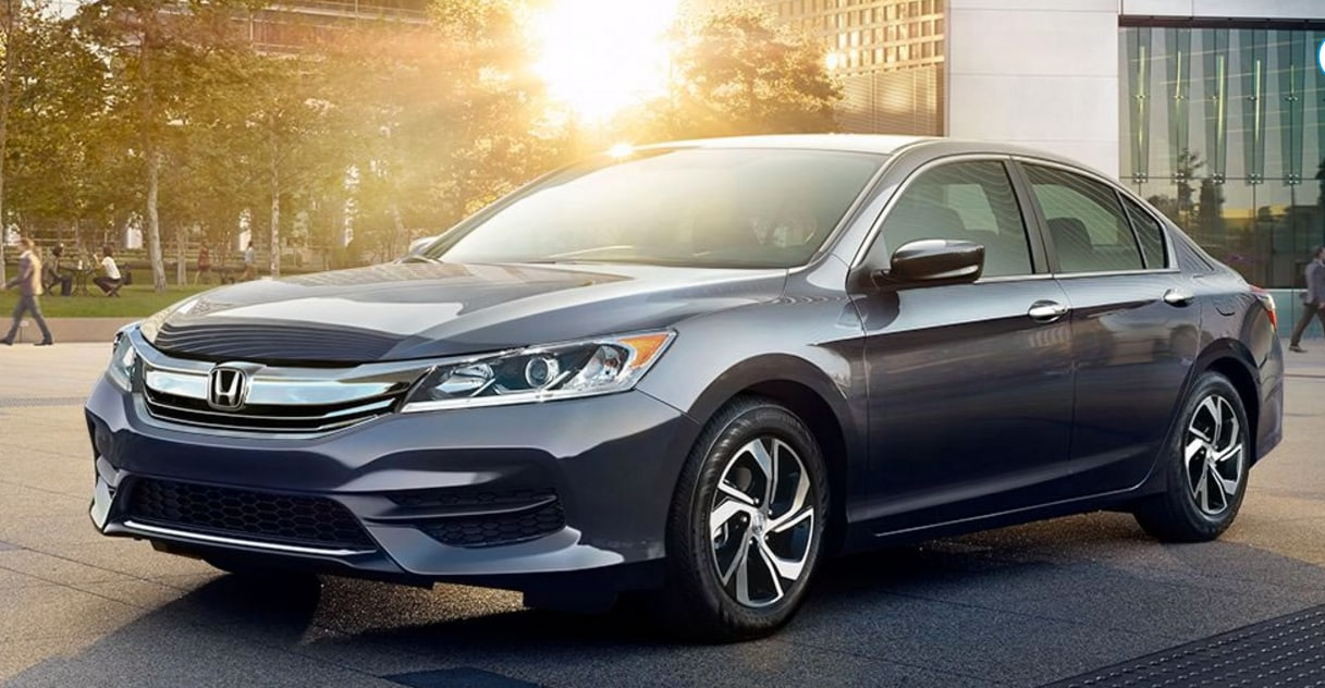 2017 Honda Accord In Long Island