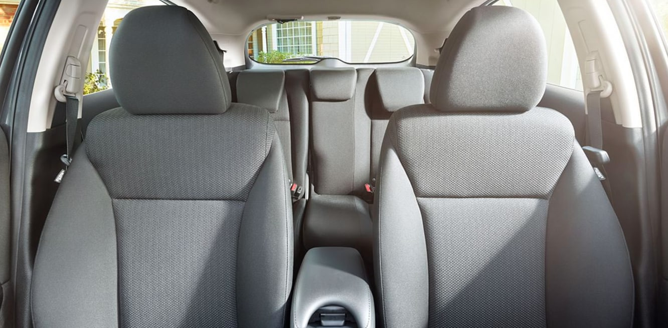 interior of the 2017 Honda HR-V