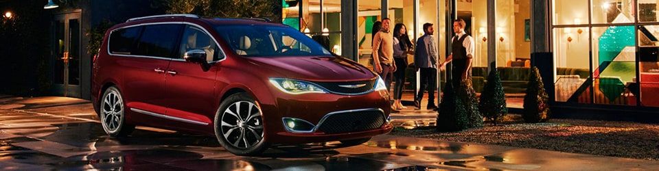 Tampa Bay FL 2017 Chrysler Pacifica