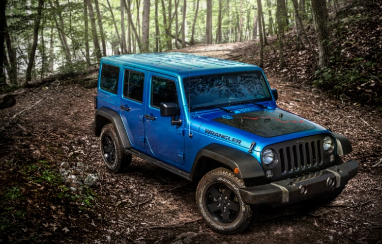Jeep Wrangler Unlimited Tampa