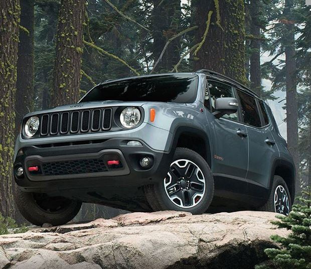Jeep Renegade Tampa
