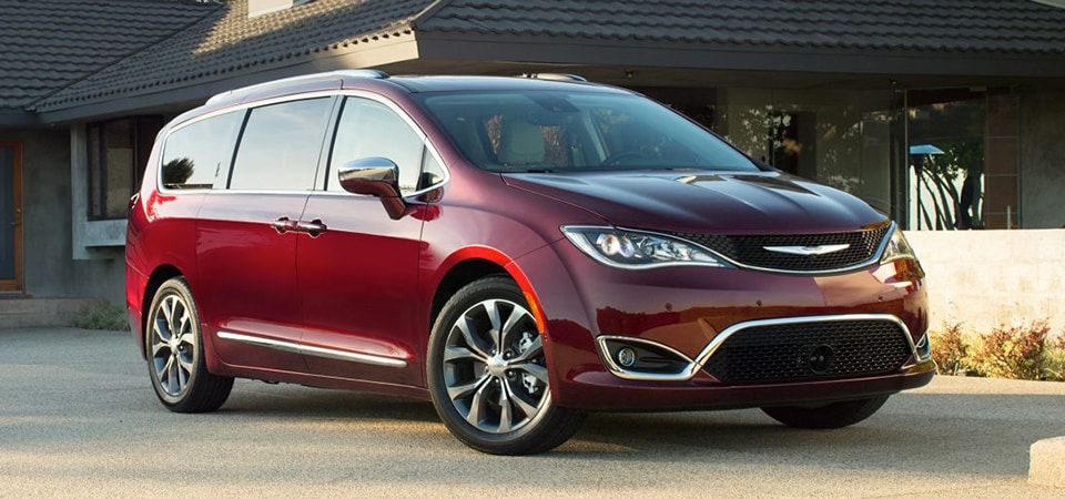 2017 Chrysler Pacifica Tampa Bay FL