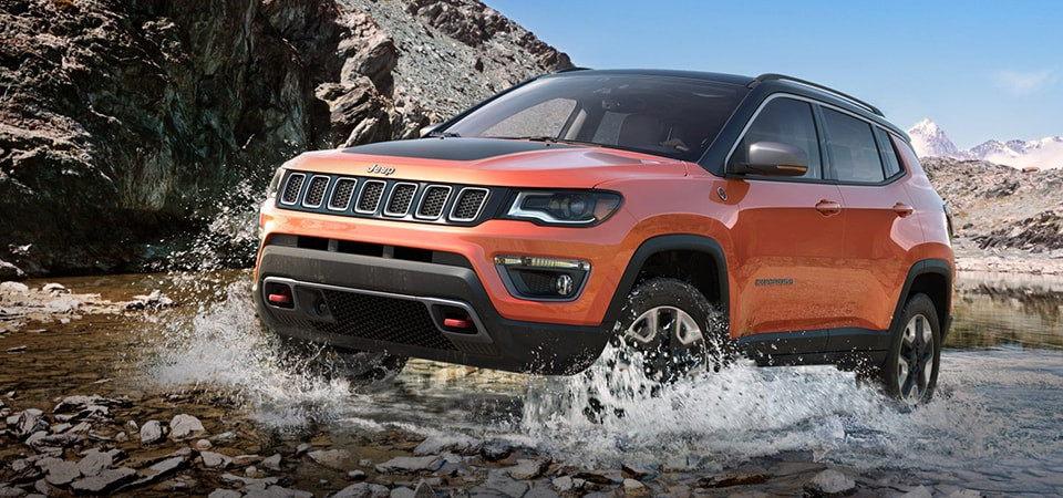 2017 Jeep Compass Tampa Bay FL