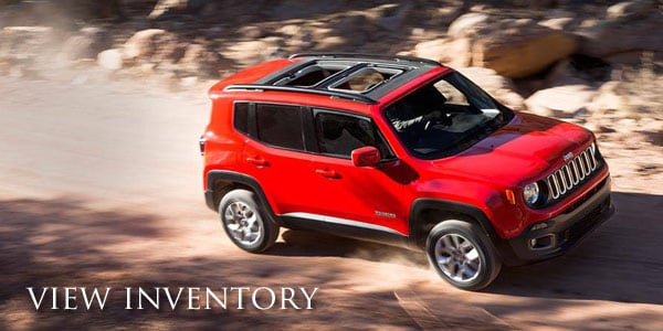 2017 Jeep Renegades For Sale At Beaverton S Northwest Jeep