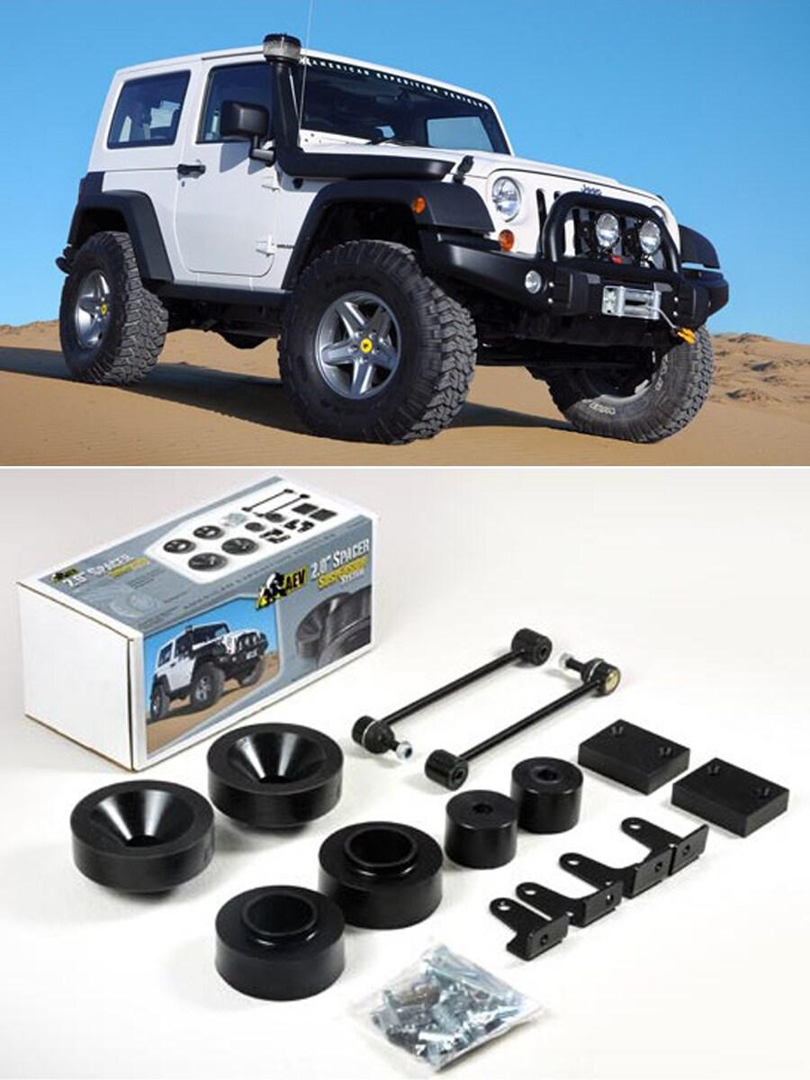 Aev Lift Kits >> Aev Suspensions Northwest Chrysler Jeep Dodge