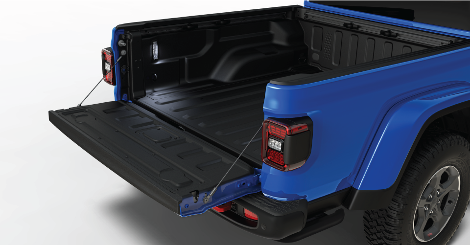 Gladiator Truck Bed Features Northwest Jeep Chrysler