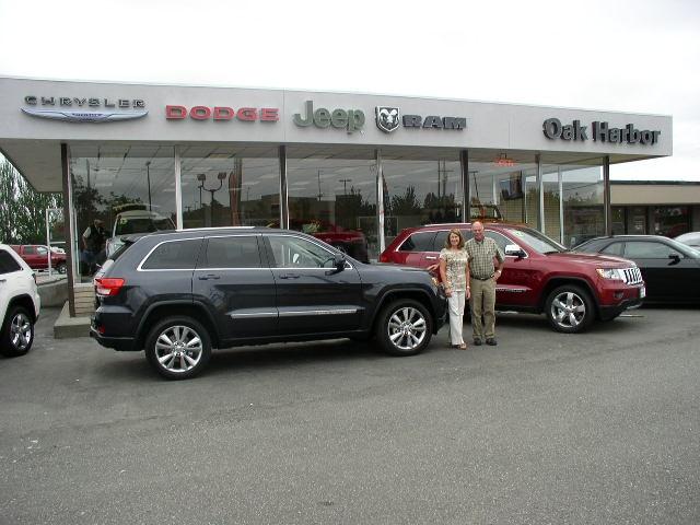 About oak harbor motors chrysler dodge jeep ram dealership for Oak harbor motors service department