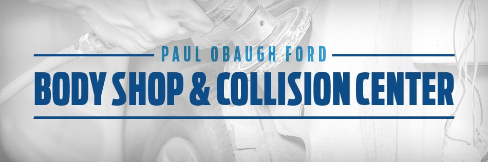 Paul Obaugh Ford Body Shop and Collision Center in Staunton, Virginia